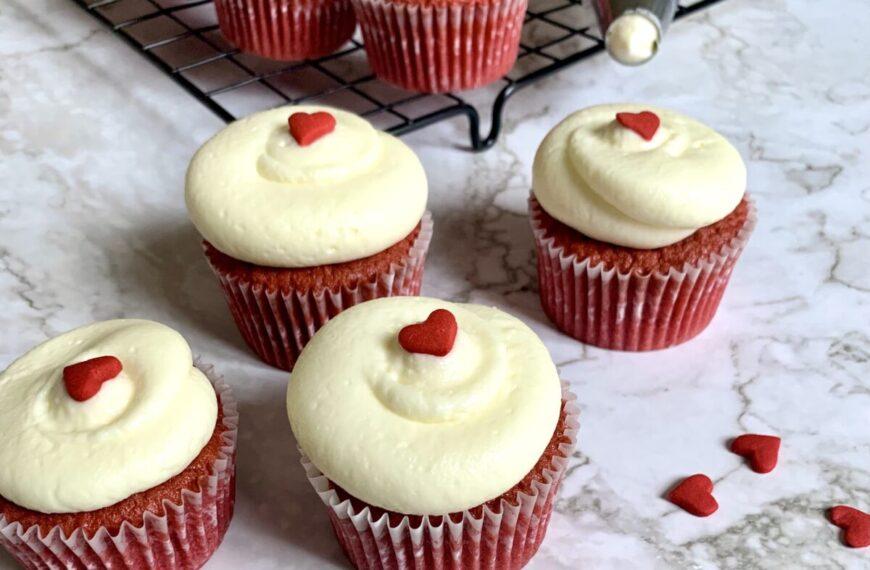 Cupcakes Red Velvet 3