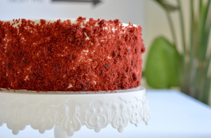 Cake Cheesecake Red Velvet