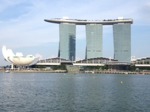 Accessible Travel to Singapore