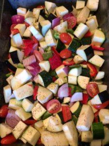 Easy recipe for SCI diet