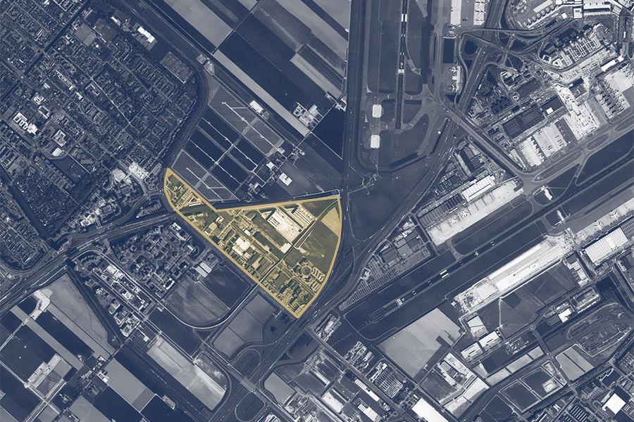 Projekt 1 Bauland Amsterdam