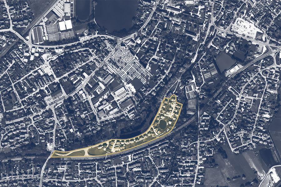 Projekt 3 Bauland München Moosburg