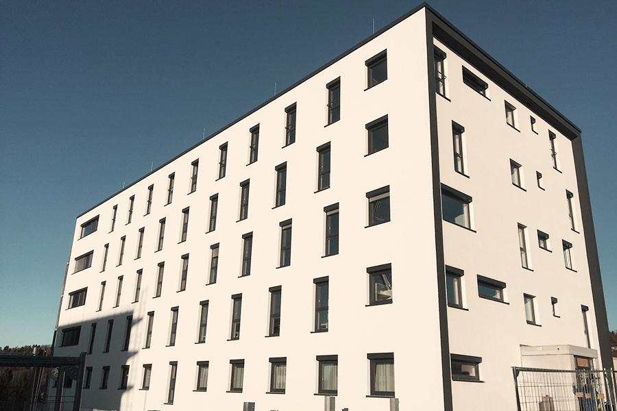 PROJEKT 8.1.3 (9) THG Immobilien Wohnen – HOF STUDENTENWOHNHEIM