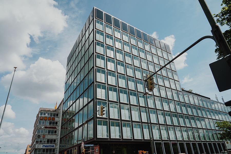 Projekt 3 THG München Trappentreustr
