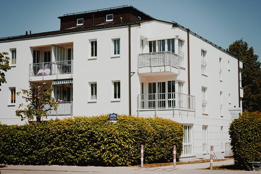 Projekt 4 THG München Lerchenauer Strasse