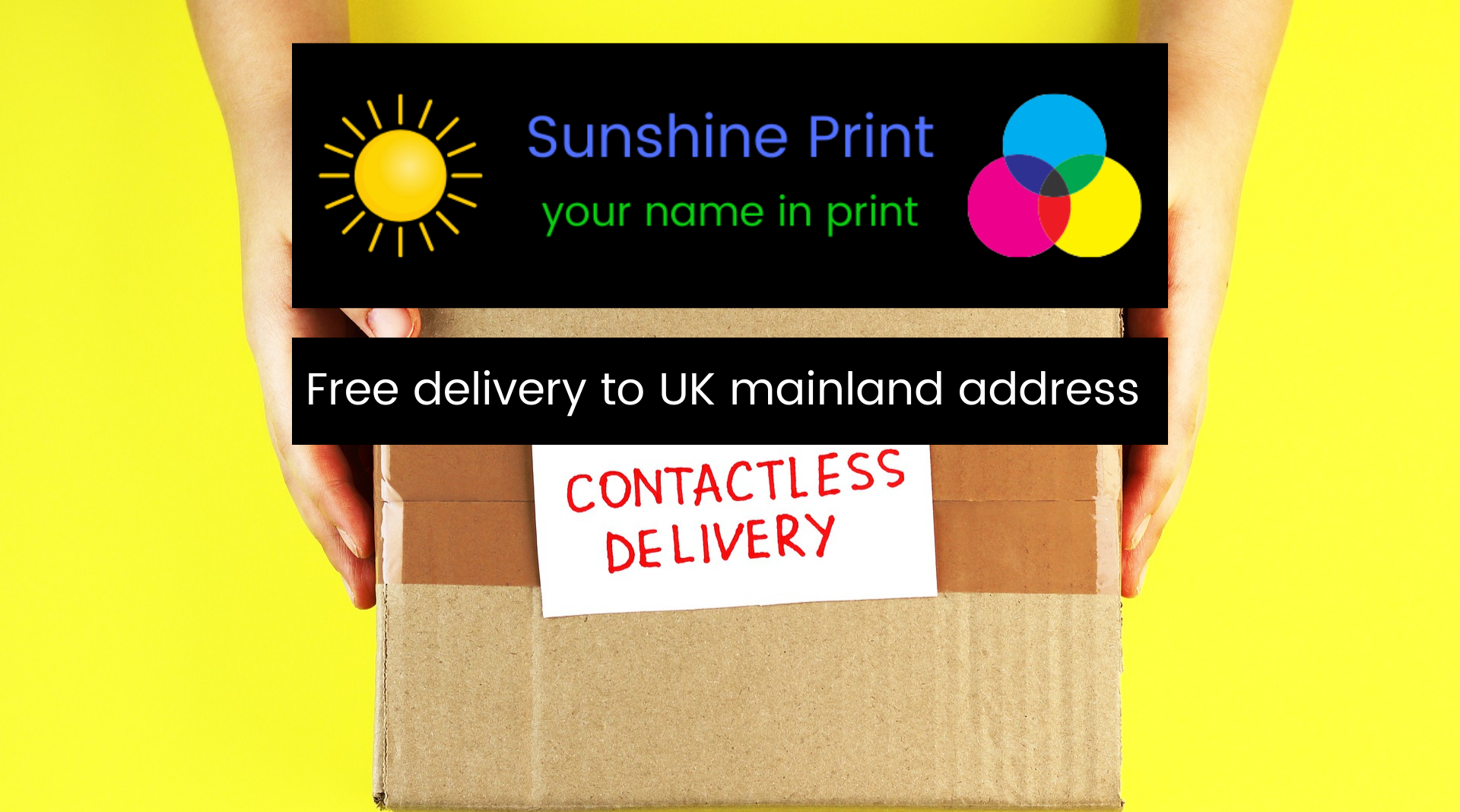 SP Free Delivery banner