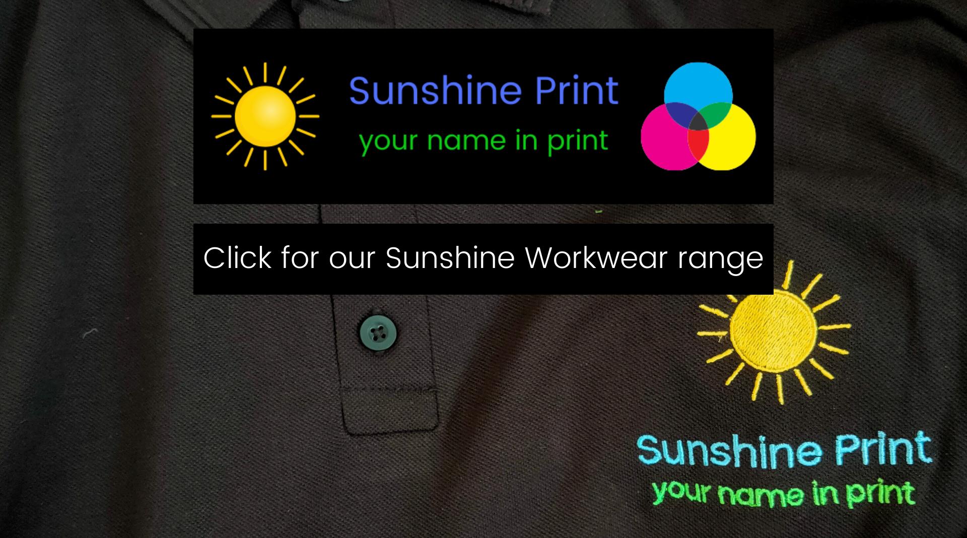 SP Workwear Banner