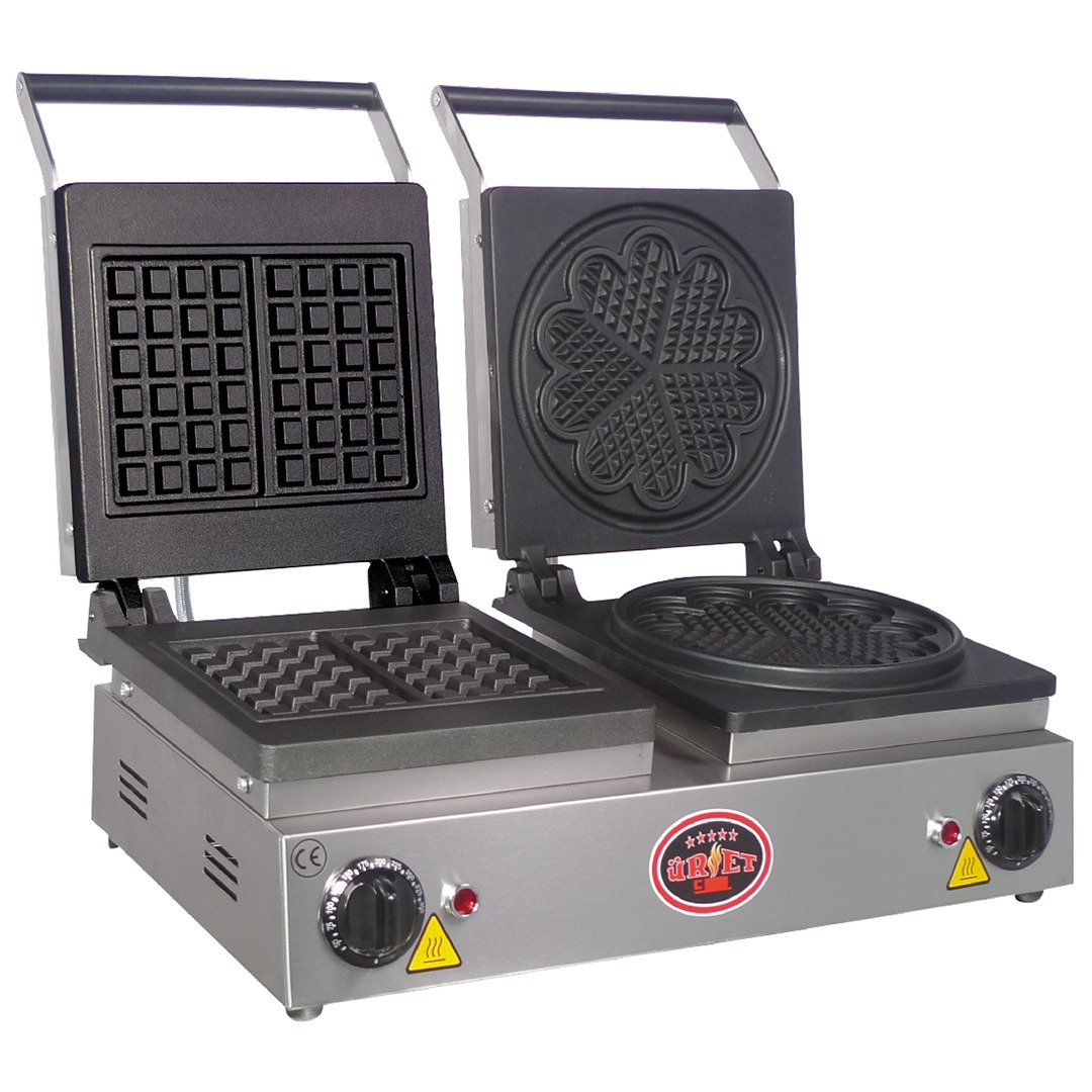 13-Waffle Makinesi