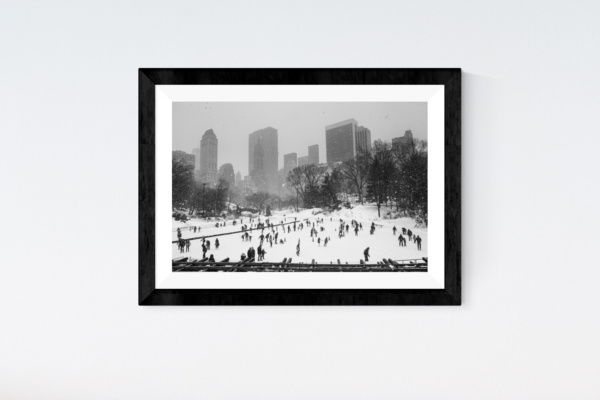 Snow in New York-1