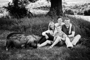 Suzy Mitchell black and white Family Photography-15