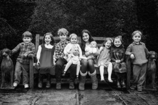 Suzy Mitchell black and white Family Photography-16