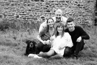 Suzy Mitchell black and white Family Photography-8