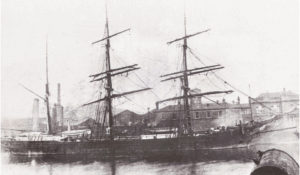 Gudrun in unknown Port