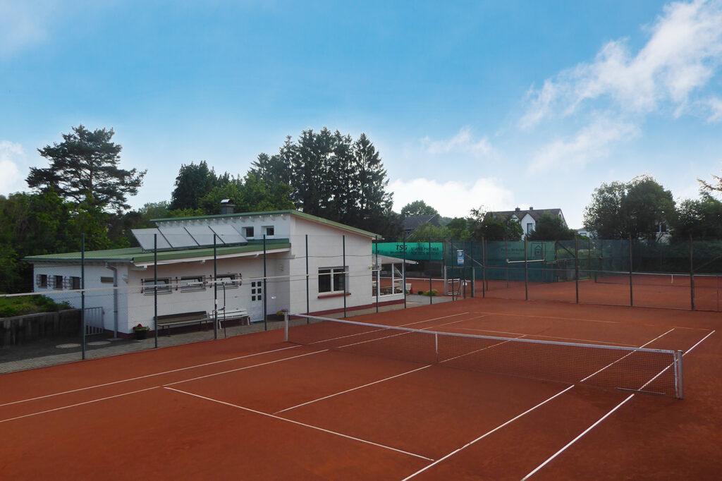 Clubanlage der TSG Westhofen