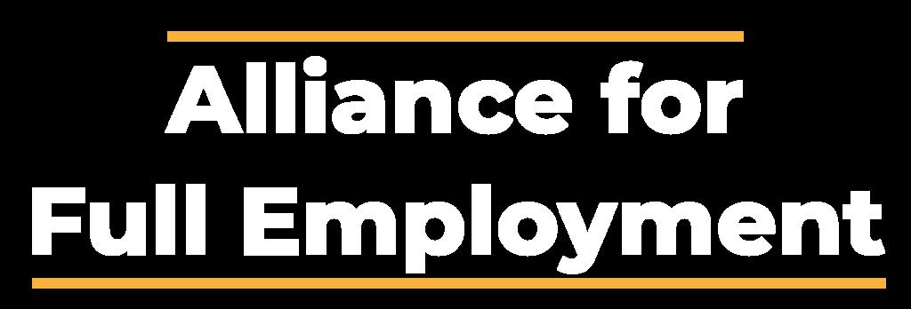 Alliance for Full Employment