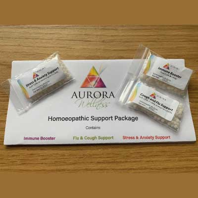 HOMOEOPATHIC SUPPORT PACK £20.00