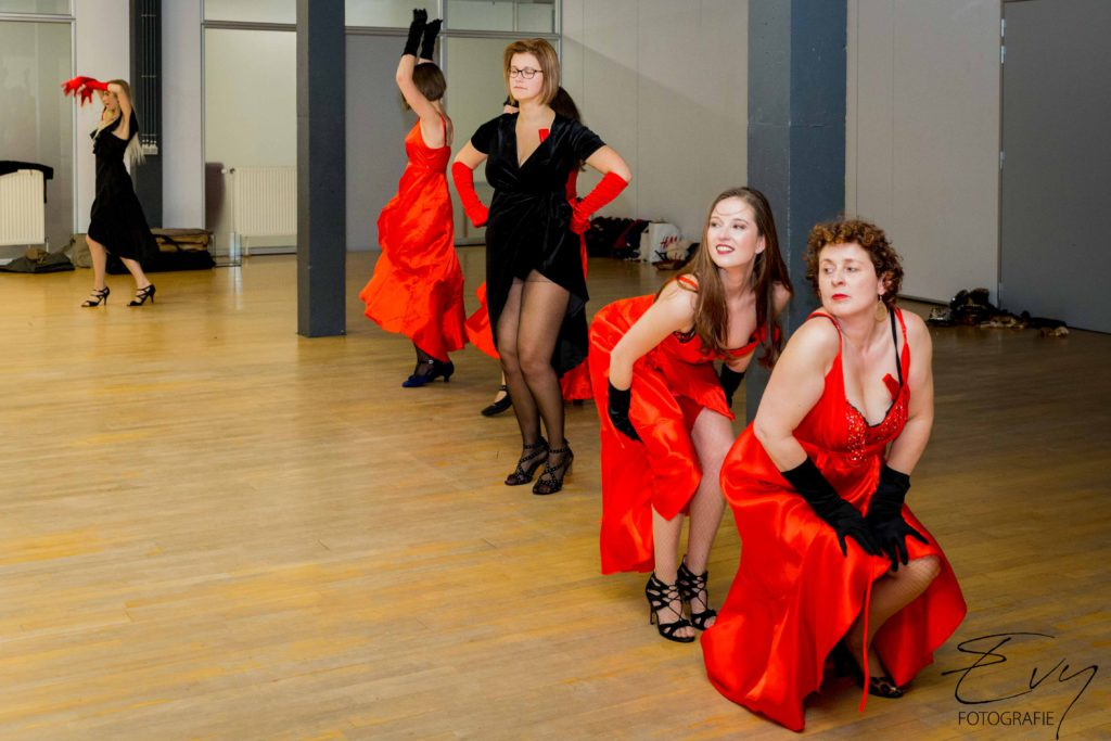 burlesque vlaanderen