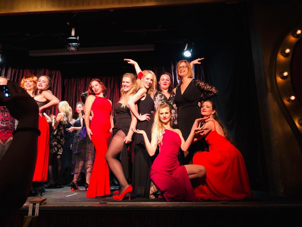 burlesque lessen roeselare