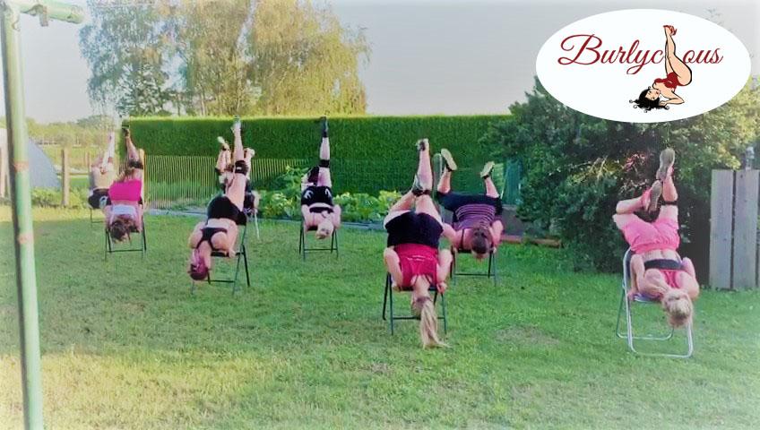 chairdance burlesque