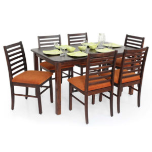 Georgia 6 seater Dining set
