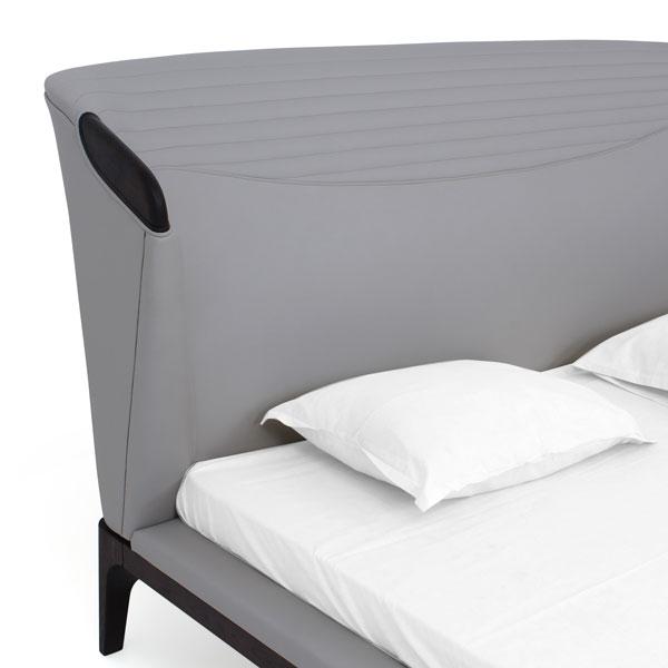 Alita Upholstered  Bed