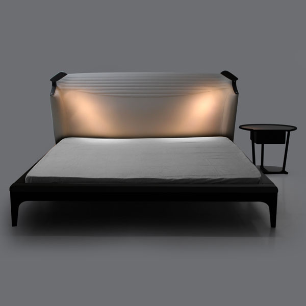 Alita Upholstered  Bed
