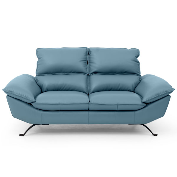 Sion Leather Sofa Set