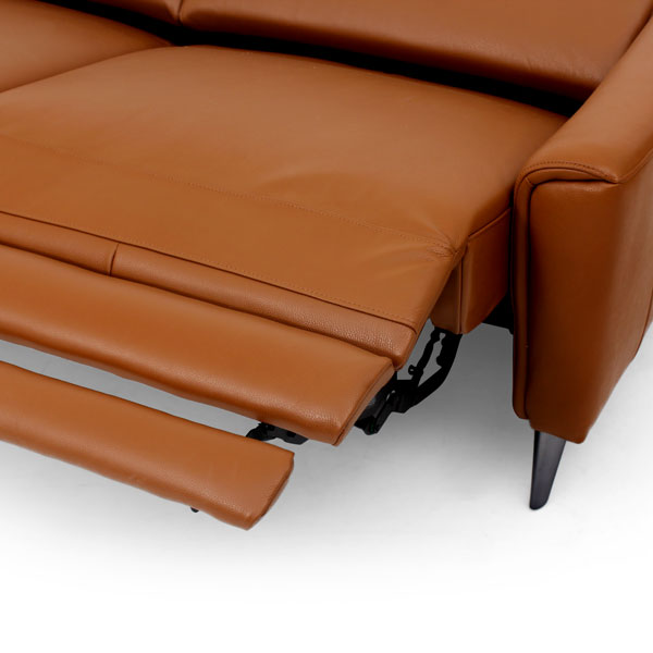 Cranbrook Electric Motion Leather Recliner