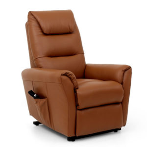 Kofu Full Leather Riser Recliner