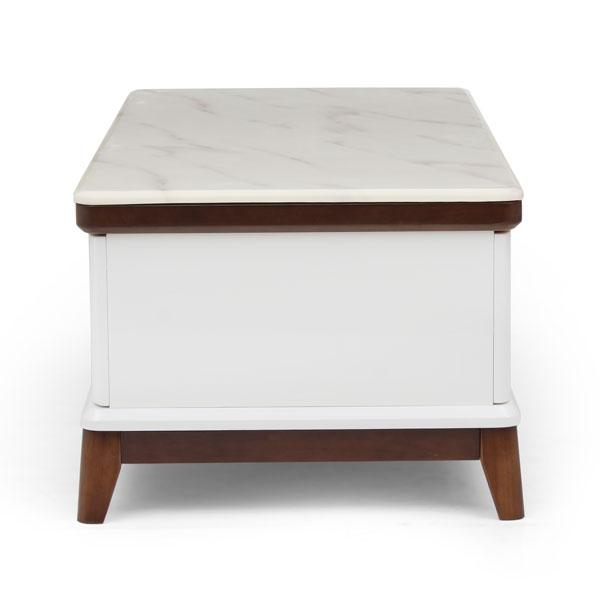 Italian Art Marble Coffee Table