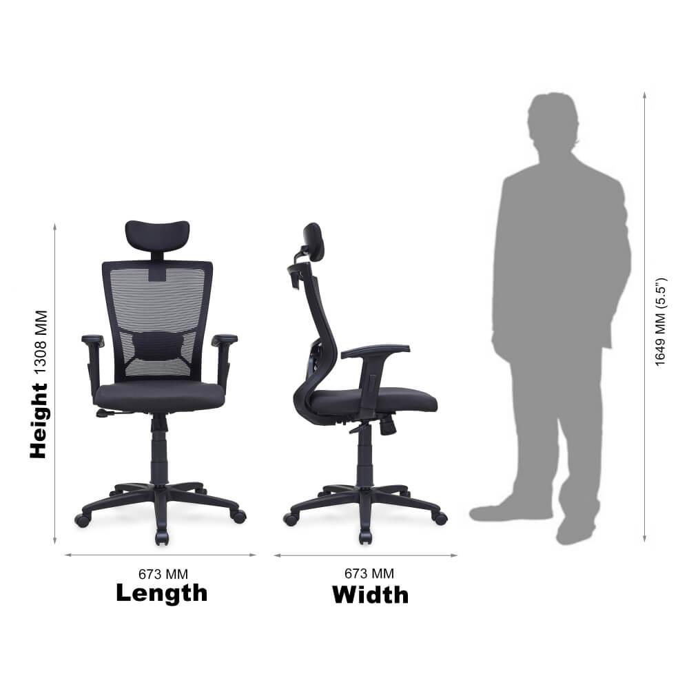 Palma Office Chair