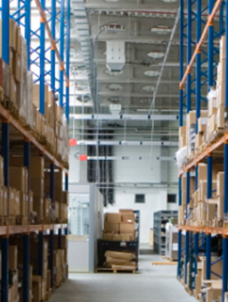 Henderson Stocktaking - warehouse