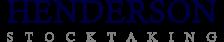 Henderson Stocktaking logo