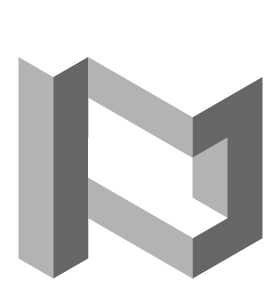 Logo negativo panorama