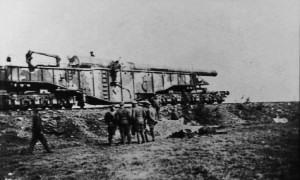 Krupp K5 railway gun