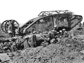 Tank MK I