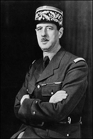 Général de Brigade Charles de Gaulle