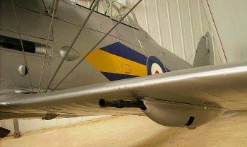 Gloster Gladiator armament