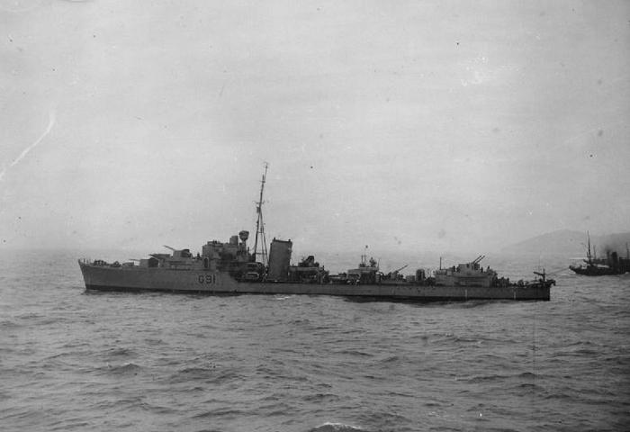 HMS Kipling