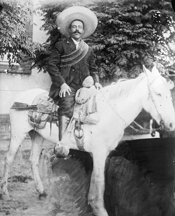 Mexican leader and fighter, Pancho Villa