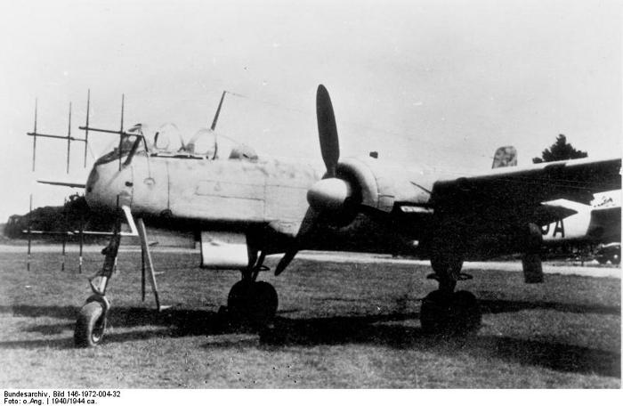 Heinkel He 219 night-figter