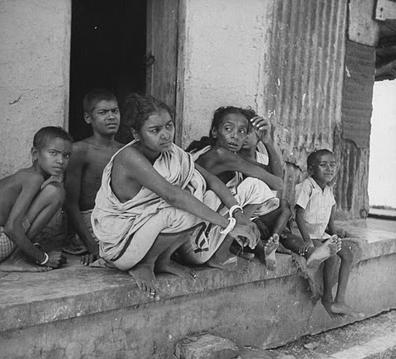 Bengali Famine