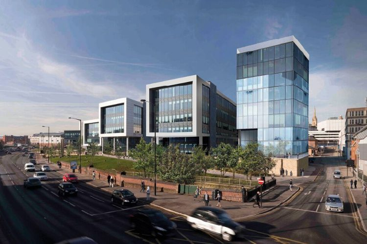 Next Phase of Digital Campus on Site