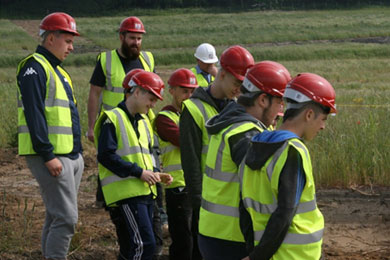 Archaeological Works Site Visits…