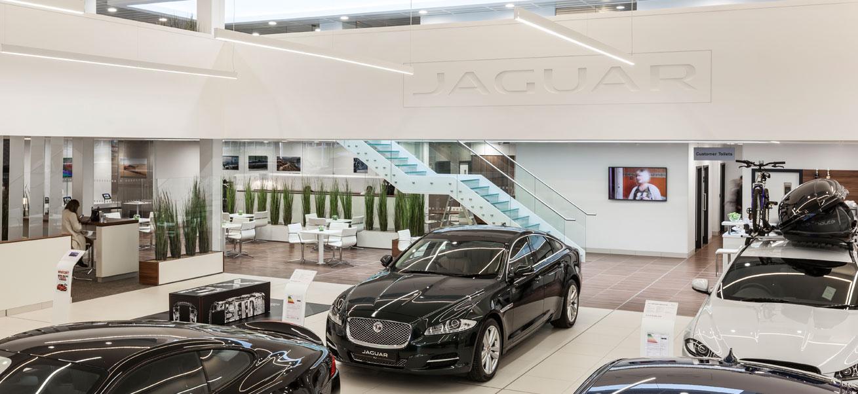 Jaguar Land Rover - Stockport