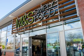 M & S Simply Foods, Reading