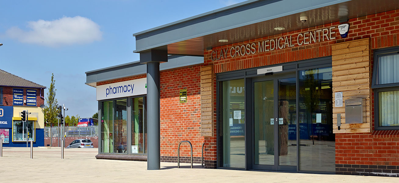Medical Centre, Clay Cross, Derbyshire