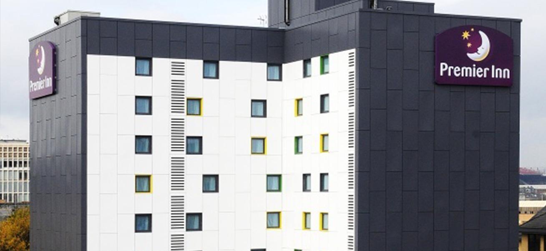 Premier Inn, Broadacre House, Bradford