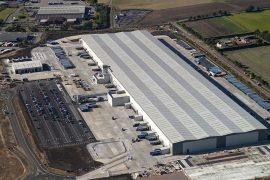 Tesco Distribution Facility, Fradley Park