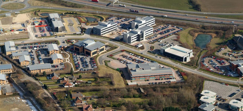Thorpe Park, Leeds